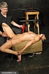 Pretty bondage babe enjoys in a nice waxing…