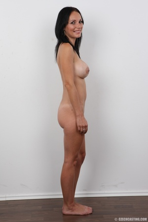 Peach bra and black panties come off bef - XXX Dessert - Picture 15