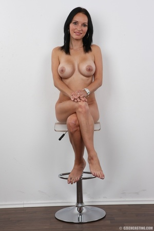 Peach bra and black panties come off bef - XXX Dessert - Picture 17