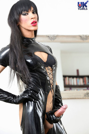 tranny mistress hot black