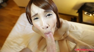 Beautiful Asian tranny is ready to show her talents - XXXonXXX - Pic 10