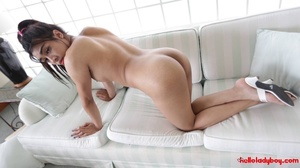 Awesome shemale with slender shapes loves hot copulation - XXXonXXX - Pic 6