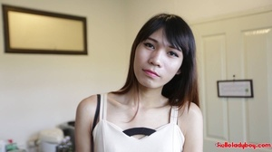 Asian shemale looks and acts like professional mistress - XXXonXXX - Pic 1