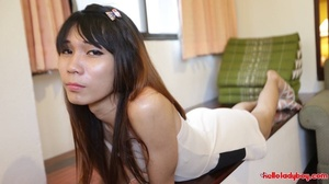 Asian shemale looks and acts like professional mistress - XXXonXXX - Pic 2