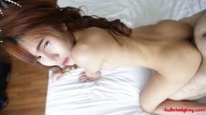 Skinny Asian tranny has enough experience to please a man - XXXonXXX - Pic 10