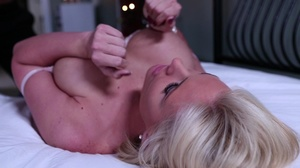 This flexible tramp sticks her toes into her mouth as she gets fucked - XXXonXXX - Pic 2