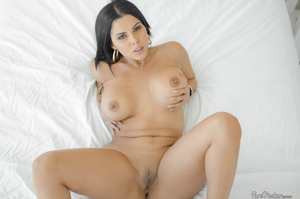 Busty chick with pierced nipples gets he - XXX Dessert - Picture 6