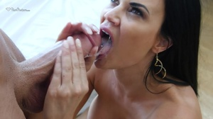 Perfect slut in sexy lingerie gets pleas - XXX Dessert - Picture 9