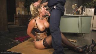 bondage, boss, rough sex, secretary