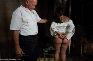 Modest lady took part in BDSM scene afte - XXX Dessert - Picture 7