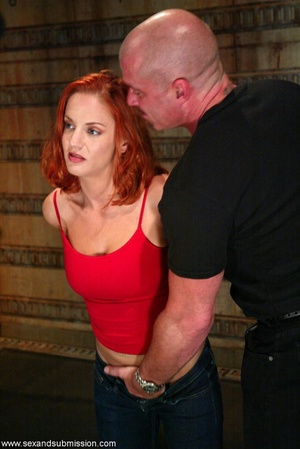 Ingwer Porno Schlampe, Mexikanischer Porno mit großem Hintern