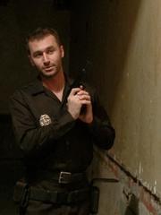Handsome police agent screws a wonderful brunette - XXXonXXX - Pic 3