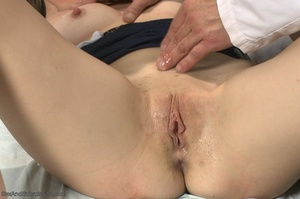 Blonde MILF with glasses gets rammed so rough in the office - XXXonXXX - Pic 5