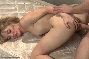 Blonde MILF with glasses gets rammed so rough in the office - XXXonXXX - Pic 10
