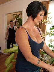 19 year old slut and her stepmom get tied up and - XXXonXXX - Pic 8
