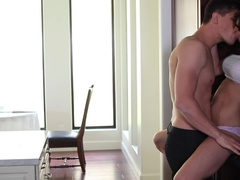 Youngster fucked a glamorous excited sexpot on the - XXXonXXX - Pic 3
