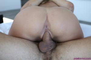 Blue-eyed blonde had sex with handsome f - XXX Dessert - Picture 16