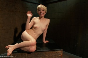 Lovable blonde likes rough play during a - XXX Dessert - Picture 18