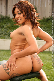 steaming hot ebony with