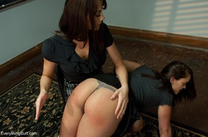 Sexual cavorting in the classroom daunts - XXX Dessert - Picture 6