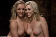 tight assholes two blonde