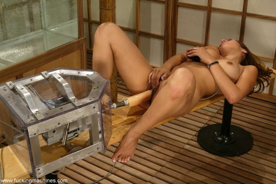 Sauna is a nice place for dirty masturbation action - XXXonXXX - Pic 4