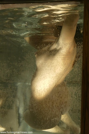 Sauna is a nice place for dirty masturbation action - XXXonXXX - Pic 18