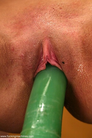 Juicy slit welcomes powered dildos with absolute pleasure - XXXonXXX - Pic 8