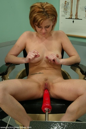 Red-haired babe is surprised with such medical procedures - XXXonXXX - Pic 9