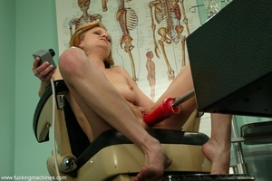 Red-haired babe is surprised with such medical procedures - XXXonXXX - Pic 12