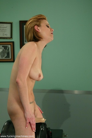 Red-haired babe is surprised with such medical procedures - XXXonXXX - Pic 14
