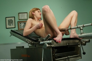 Red-haired babe is surprised with such medical procedures - XXXonXXX - Pic 18