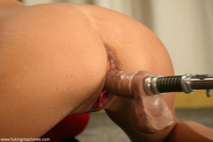 Special constructions satisfy sexual needs of a gal - XXXonXXX - Pic 9