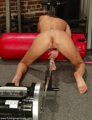 Special constructions satisfy sexual needs of a gal - XXXonXXX - Pic 11