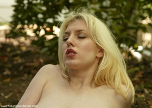 What can be more exciting than masturbation in forest - XXXonXXX - Pic 4