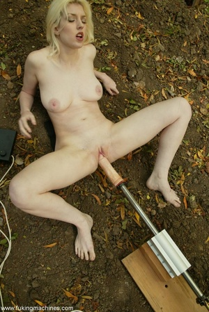 What can be more exciting than masturbation in forest - XXXonXXX - Pic 6