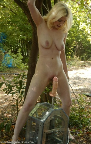 What can be more exciting than masturbation in forest - XXXonXXX - Pic 8