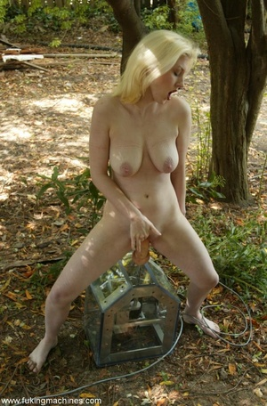 What can be more exciting than masturbation in forest - XXXonXXX - Pic 11