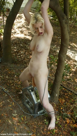 What can be more exciting than masturbation in forest - XXXonXXX - Pic 12