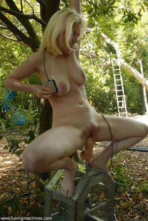 What can be more exciting than masturbation in forest - XXXonXXX - Pic 15
