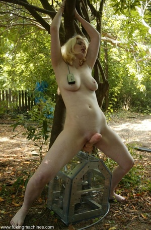 What can be more exciting than masturbation in forest - XXXonXXX - Pic 17