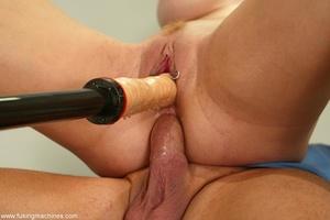 Red-headed MILF gets cum in her face after machine fuck - XXXonXXX - Pic 8