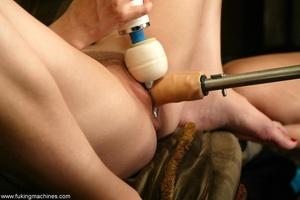 Magnificent lesbians perform masturbation experiments - XXXonXXX - Pic 9