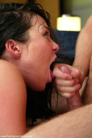 Sex hungry peach can compare a dildo and real penis - XXXonXXX - Pic 17