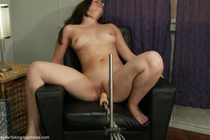 Bewitching chick knows how to feed her sexual hunger - XXXonXXX - Pic 11