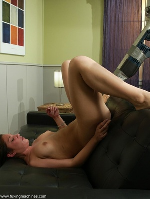 Bewitching chick knows how to feed her sexual hunger - XXXonXXX - Pic 16