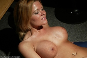 Busty MILF will never forget her meeting with fuck machine - XXXonXXX - Pic 7