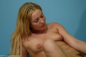 Trimmed vagina of this gal never experienced such pleasure - XXXonXXX - Pic 8