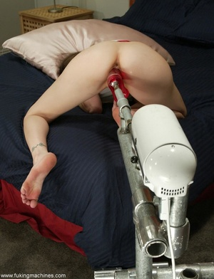 Sybian machine, vibrators, and dildos make girls' day - XXXonXXX - Pic 6