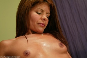 Woman exactly knows how to use special sex machines - XXXonXXX - Pic 10